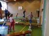 Slackline workshops tijdens de gymles